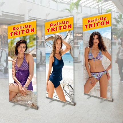 Roll-Up Triton