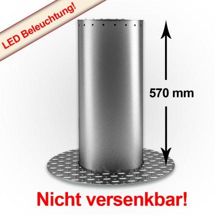 LED Poller ø 205 mm und 570 mm Höhe
