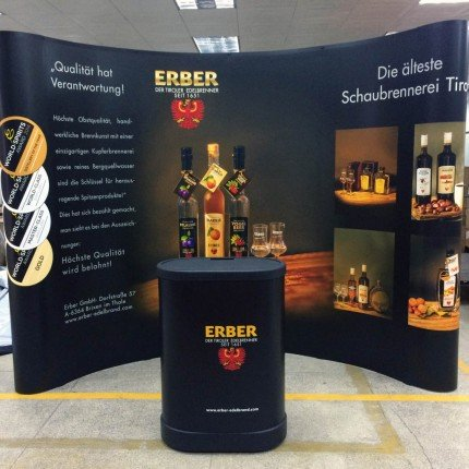 Messestand-Komplett-Set