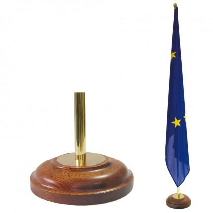 Raumständer 1-fach, Holz, Ø 280 mm