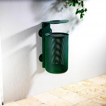 Abfallbehälter Stardust One Wandmontage
