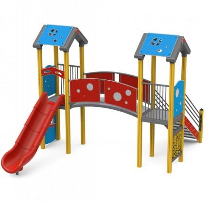 Spielanlage Turm Tapo