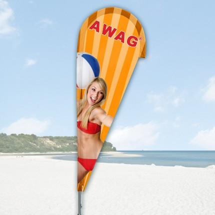 Beachflag Alu Shepherd ® Cuba