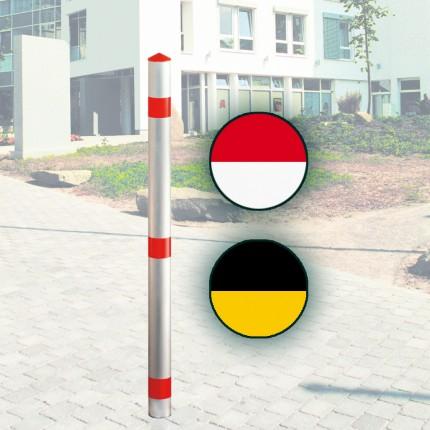 Sperrpfosten Signal Ø 60 mm (Stahl)