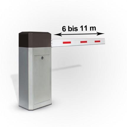Elektromechanische Schrankenanlage bis 11 m ausfahrbar | KBM11