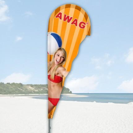 Beachflag Alu Shepherd ® Niagara