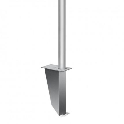 Aluminium-Universalhalterung U 150
