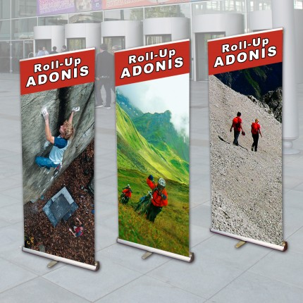 Roll-Up Adonis