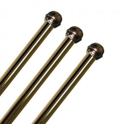 Fahnenstange gold, Ø 25 mm