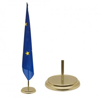 Raumständer 1-fach, gold, Ø 360 mm