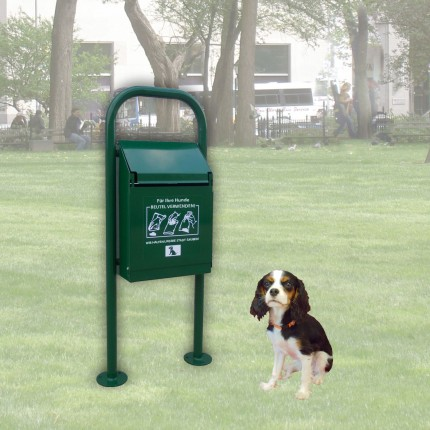 Abfallbehälter Dog1 für Hundekot
