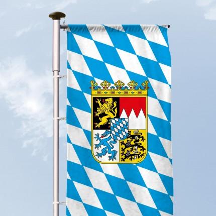 Fahnenmast Diban-A75