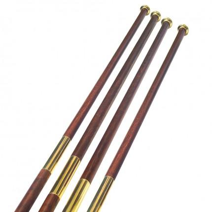 Fahnenstange aus Holz, Ø 25 mm